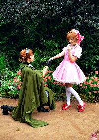 Cosplay-Cover: Syaoran Li