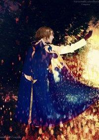Cosplay-Cover: Suzaku Kururugi - Knight of the round