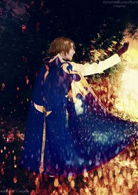 Cosplay-Cover: Suzaku Kururugi - Knight of the round