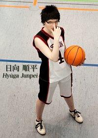 Cosplay-Cover: Junpei Hyūga ver. Seirin Jersy [white]