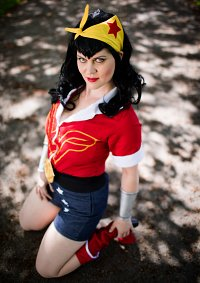 Cosplay-Cover: Wonder Woman Bombshell
