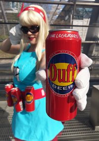 Cosplay-Cover: Duff Girl