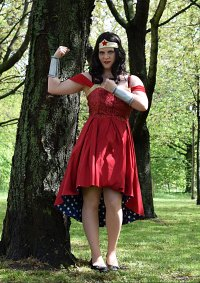 Cosplay-Cover: Wonder Woman Rockabilly