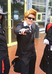 "Cosplay-Cover: Agent ""J"""
