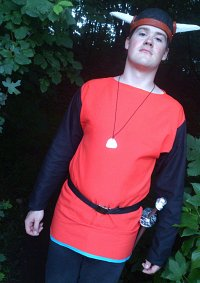 Cosplay-Cover: Gorm