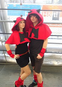 Cosplay-Cover: Team Magma