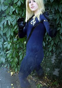 Cosplay-Cover: Invisible Woman -Susan 'Sue' Storm-