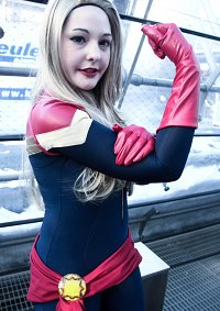 Cosplay-Cover: Captain Marvel [Carol Danvers]