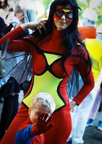 Cosplay-Cover: Spiderwoman