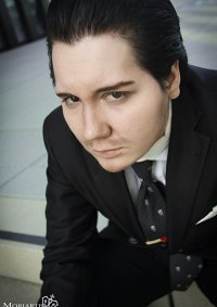 Cosplay-Cover: James Moriarty [The Great Game]
