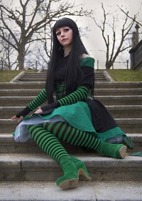 Cosplay-Cover: fem!Loki