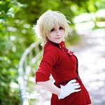 Cosplay: Seras Victoria [Blood Rage]