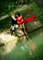Cosplay-Cover: Oz Vessalius [Night in Gale]