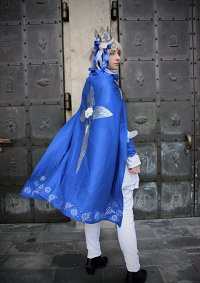 Cosplay-Cover: Elliot Nightray [White King]