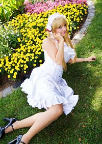 Cosplay-Cover: Chii [white Queen]