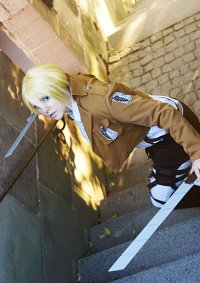 Cosplay-Cover: Christa Renz - クリスタ