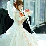 Cosplay: Sakura Kinomoto [Artwork]