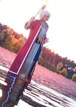 Cosplay-Cover: Akefia - Thief King Bakura