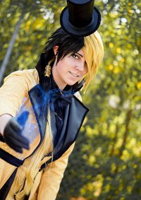 Cosplay-Cover: Bill Cipher - [Human]