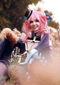 Cosplay-Cover: Tamamo ~*Black caster*~