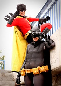 Cosplay-Cover: Robin (Tim, 2. Kostüm)