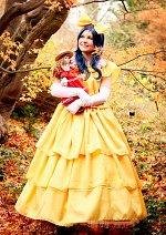 Cosplay-Cover: kleine Prinzessin Sara