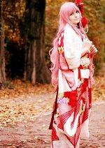 Cosplay-Cover: Luka Megurine (Kimono)