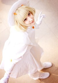 Cosplay-Cover: Blanche