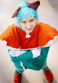 Cosplay-Cover: Mao