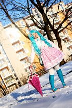 Cosplay-Cover: Miku Hatsune (Melt)
