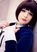 Cosplay-Cover: Elizabeth Comstock