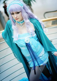 Cosplay-Cover: Sheryl Nome [I'm blue dabedi dabedei]