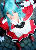 Cosplay-Cover: Hatsune Miku [Party x Party]