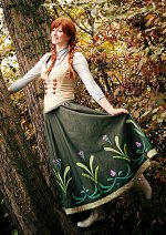 Cosplay-Cover: Anna of Arendell