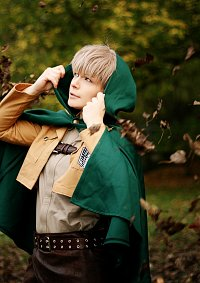 Cosplay-Cover: Jean