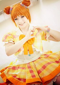 Cosplay-Cover: Otome Arisugawa [Yellow Stage Coord]