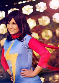Cosplay-Cover: Kamala Khan / Ms. Marvel