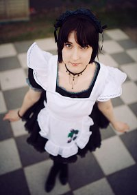 Cosplay-Cover: Brombeer-Maid