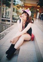 Cosplay-Cover: Hilda/Lotta/Touko