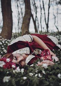 Cosplay-Cover: Meiko (Dark Woods Circus)