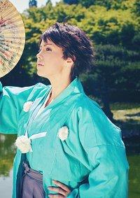 Cosplay-Cover: Oikawa Tooru [Kimono]