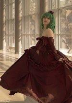 Cosplay-Cover: Ranka Lee (Red Dress)