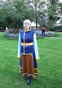 Cosplay-Cover: Lenneth (civil)
