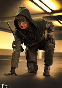 Cosplay-Cover: Oliver Queen/Arrow