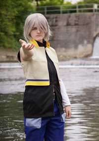 Cosplay-Cover: Riku