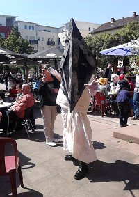 Cosplay-Cover: Pyramid Head