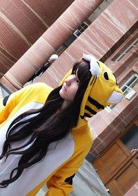 Cosplay-Cover: Taiwan [Tiger]