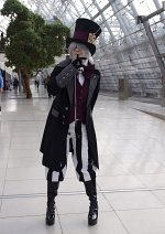 Cosplay-Cover: Undertaker (Ciel in Wonderland)