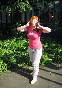Cosplay-Cover: Orihime