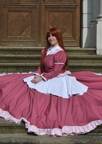 Cosplay-Cover: Juliet Fiamata Ars de Capulet ~ Ball Gown